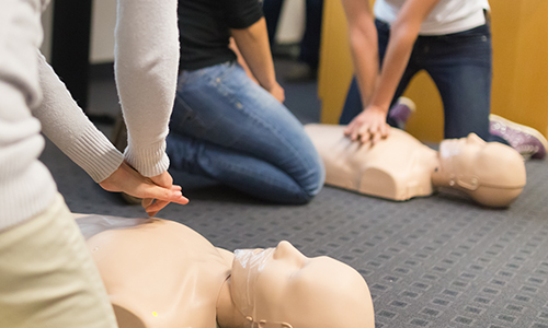CPR BLS Training